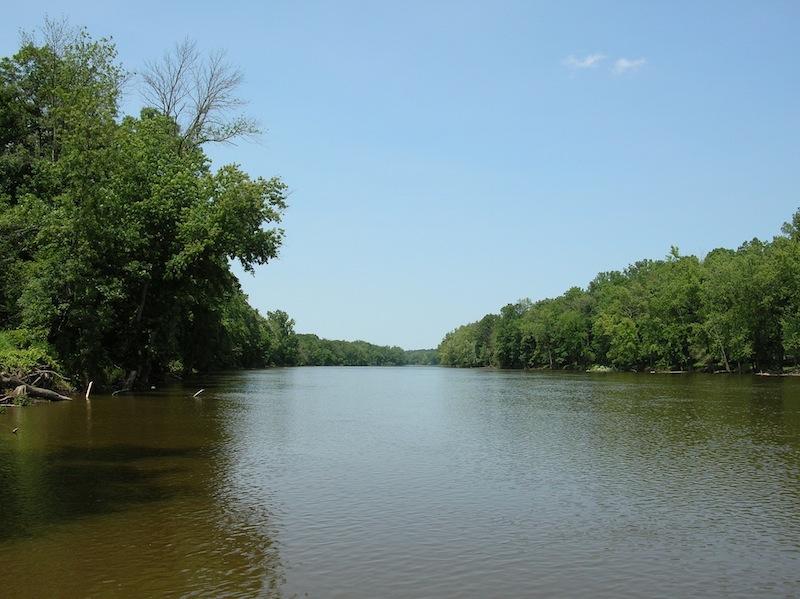 Grand River Natural Area Preserve - Ada Village