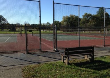 Ada Park Tennis Courts
