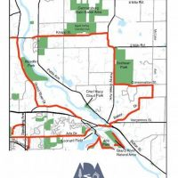 Ada Township Non-Motorized Trails-2018
